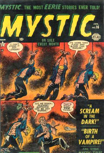 Mystic 16 Cover Image