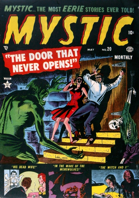 Mystic 20 Cover Image