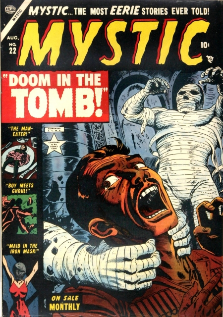 Mystic 22 Cover Image