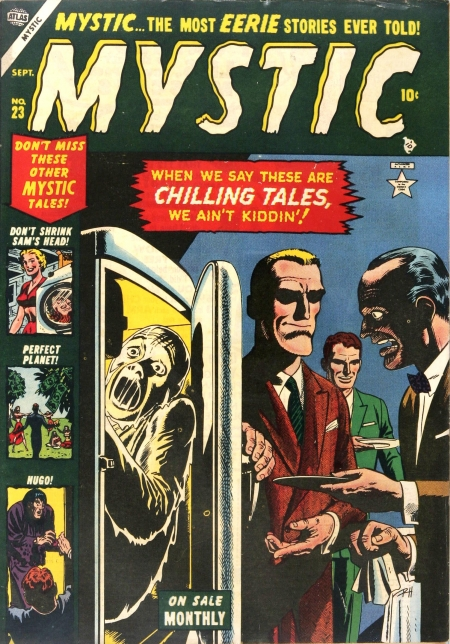 Mystic 23 Cover Image