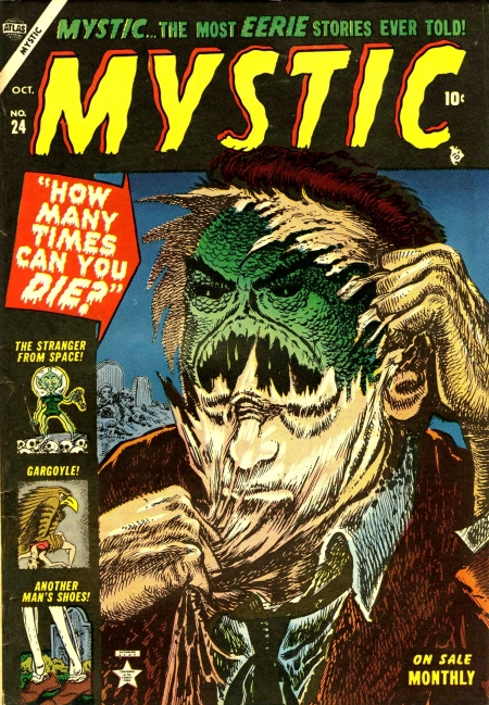 Mystic 24 Cover Image