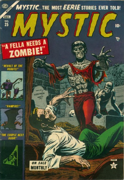 Mystic 25 Cover Image