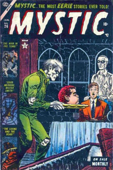 Mystic 26 Cover Image