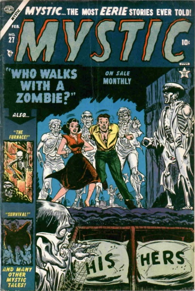 Mystic 27 Cover Image