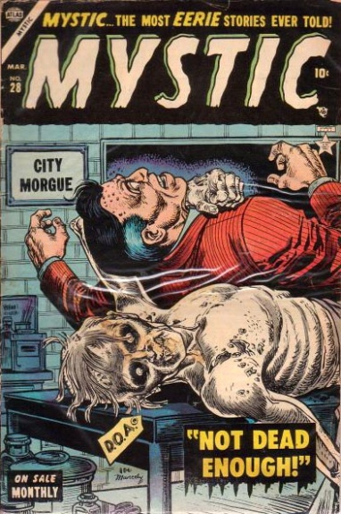 Mystic 28 Cover Image