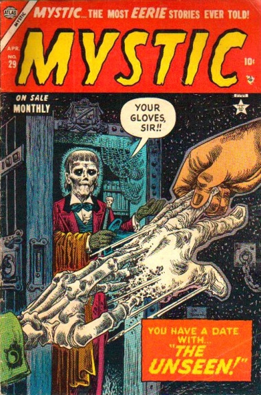 Mystic 29 Cover Image