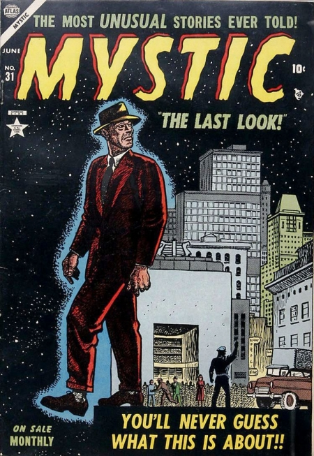 Mystic 31 Cover Image