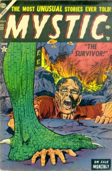 Mystic 32 Cover Image