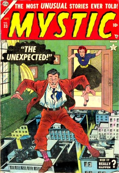Mystic 33 Cover Image