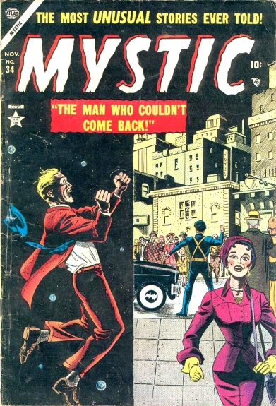 Mystic 34 Cover Image