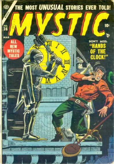 Mystic 36 Cover Image