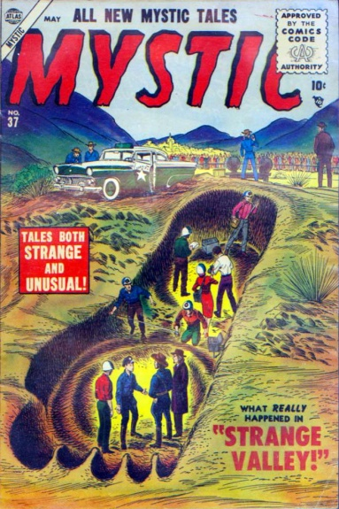 Mystic 37 Cover Image