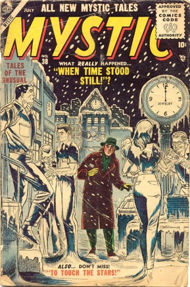 Mystic 38 Cover Image