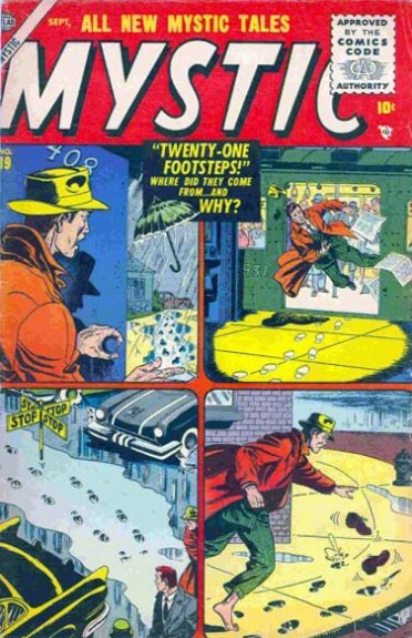 Mystic 39 Cover Image