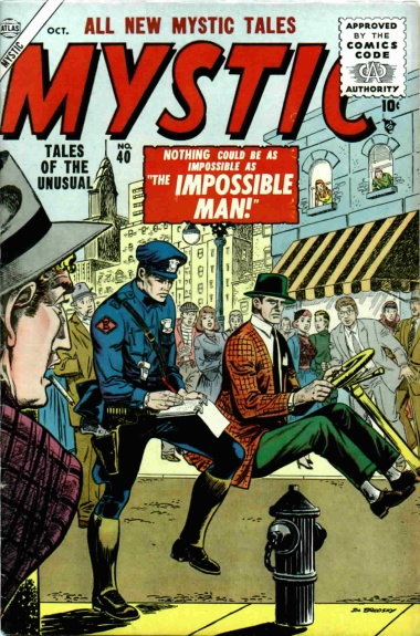 Mystic 40 Cover Image