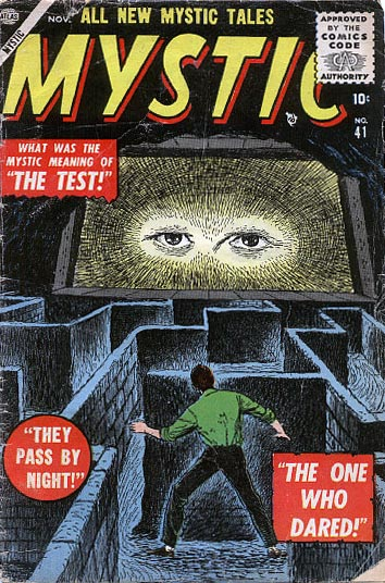 Mystic 41 Cover Image