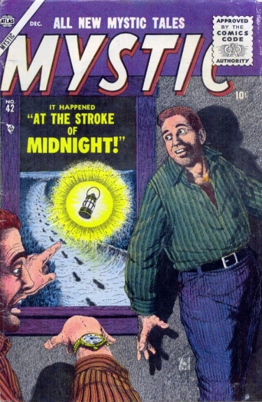 Mystic 42 Cover Image