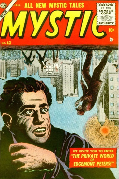 Mystic 43 Cover Image