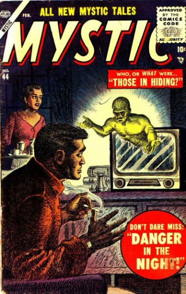 Mystic 44 Cover Image