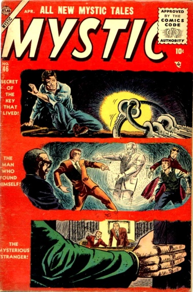 Mystic 46 Cover Image