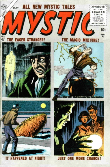 Mystic 47 Cover Image