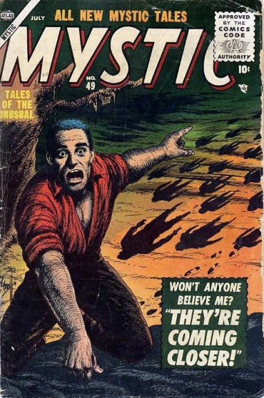Mystic 49 Cover Image