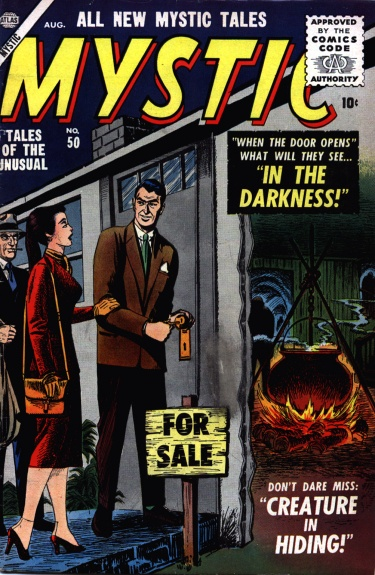 Mystic 50 Cover Image