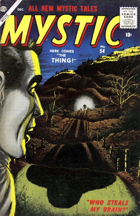 Mystic 54 Cover Image