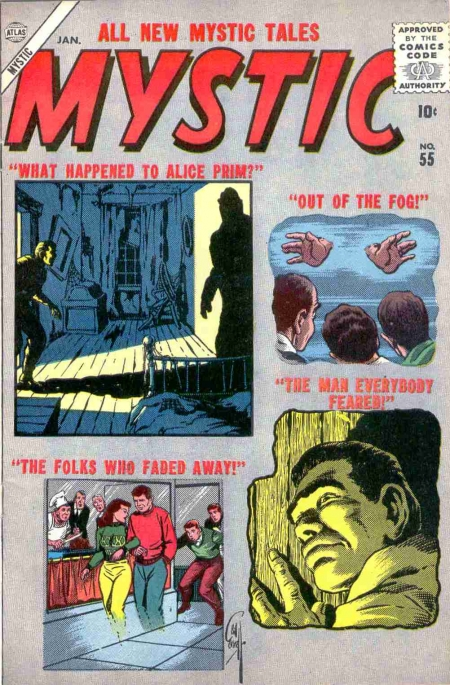 Mystic 55 Cover Image