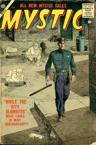 Mystic 56 Cover Image