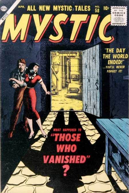 Mystic 58 Cover Image