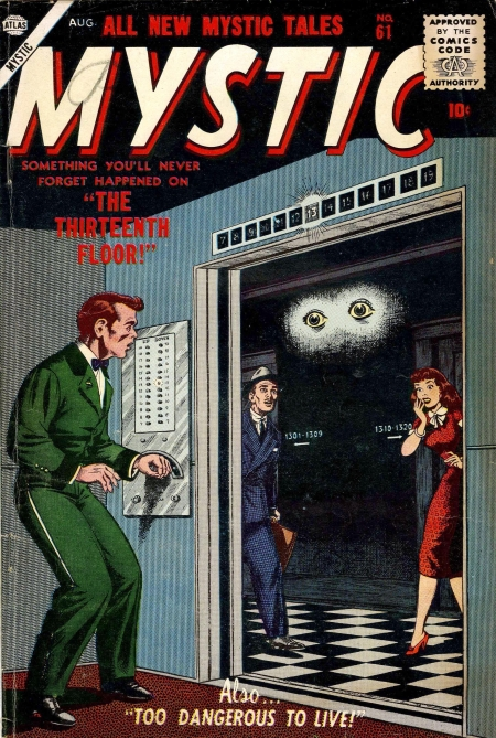 Mystic 61 Cover Image