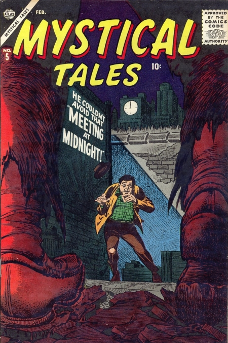 Mystical Tales 5 Cover Image