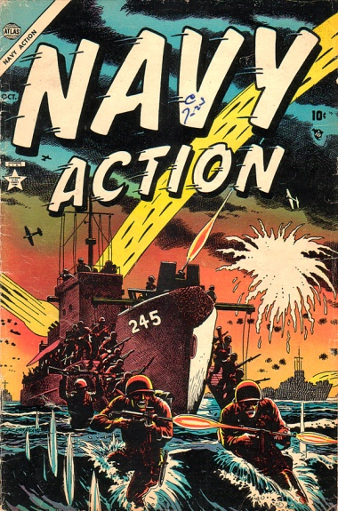 Navy Action 2 Cover Image