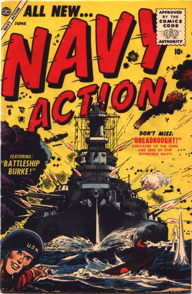 Navy Action 6 Cover Image