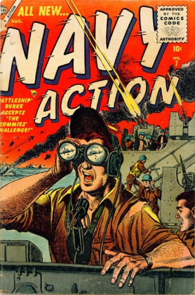Navy Action 7 Cover Image