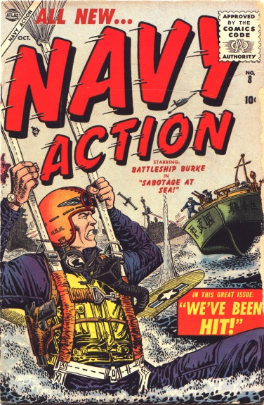 Navy Action 8 Cover Image