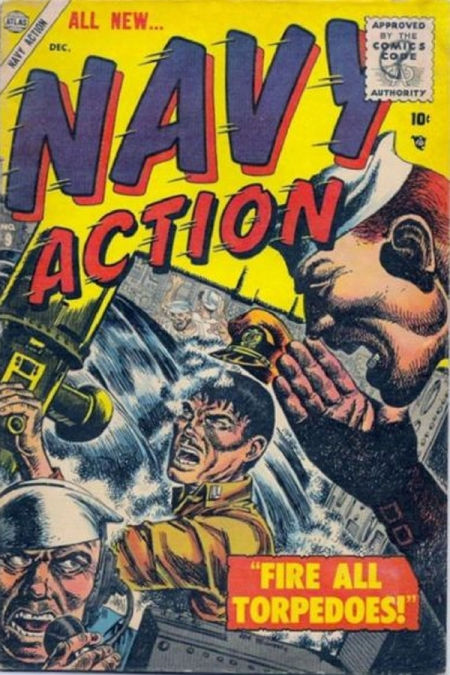 Navy Action 9 Cover Image