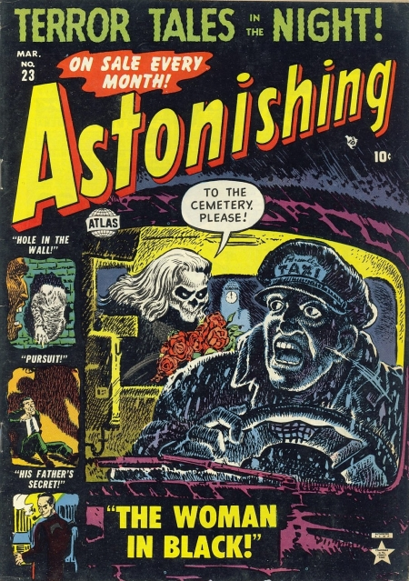Astonishing 23 Cover Image