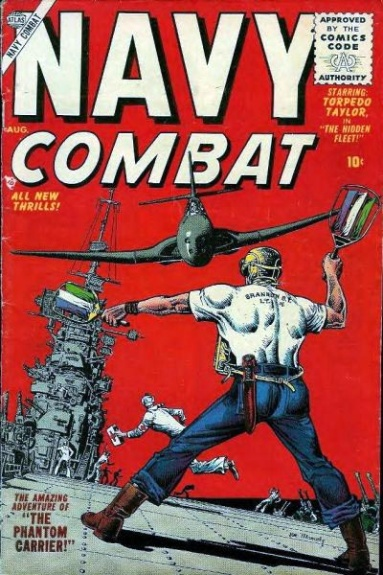 Navy Combat 2 Cover Image