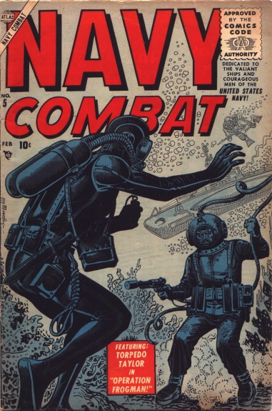 Navy Combat 5 Cover Image