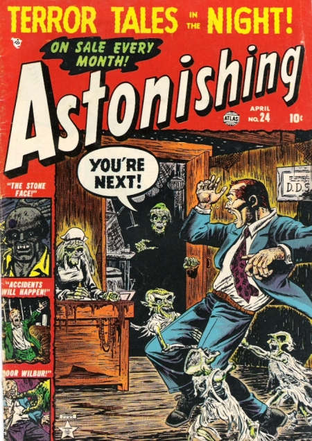 Astonishing 24 Cover Image