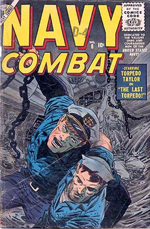 Navy Combat 8 Cover Image