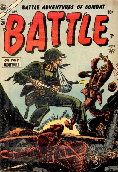 Battle 28 Cover Image