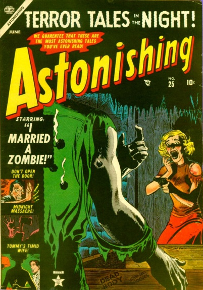 Astonishing 25 Cover Image