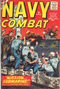 Navy Combat 19 Cover Image