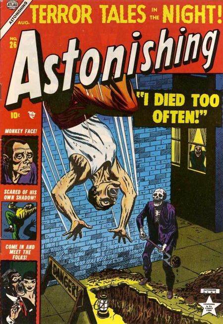 Astonishing 26 Cover Image