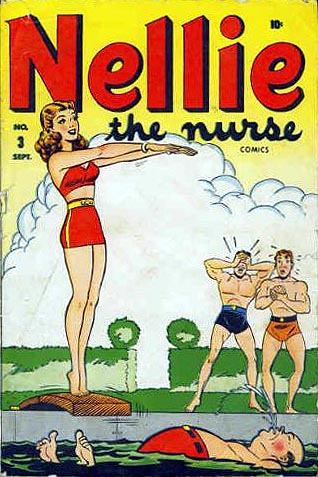 Nellie the Nurse 3 Cover Image