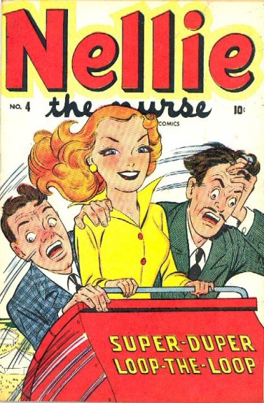 Nellie the Nurse 4 Cover Image