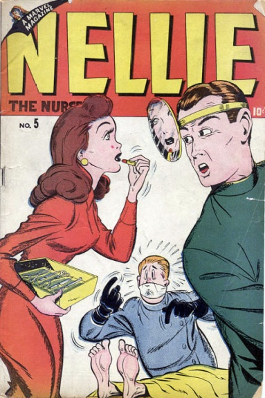 Nellie the Nurse 5 Cover Image